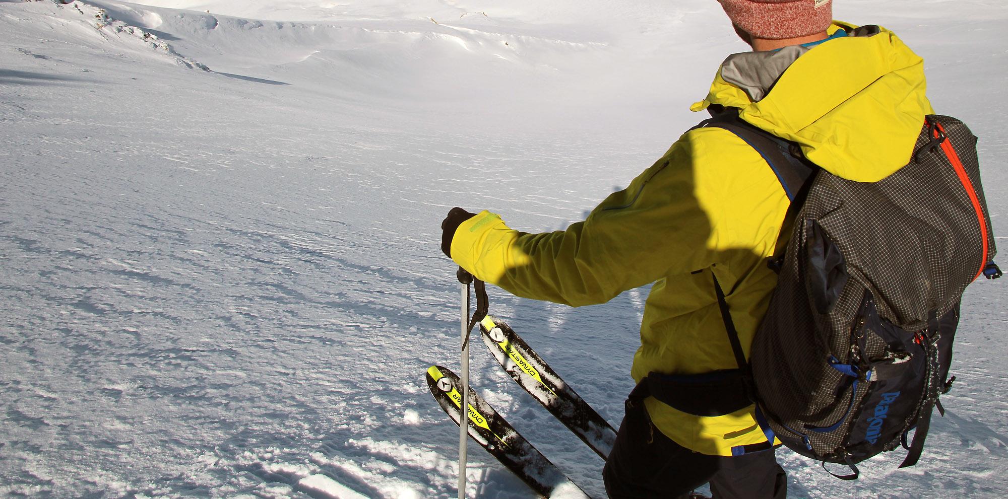 38ae100e0c5cc7 Test tenue Patagonia Descensionist - Ski rando magazine