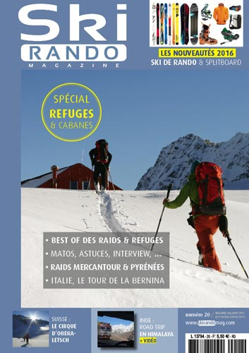 Ski rando magazine n°20