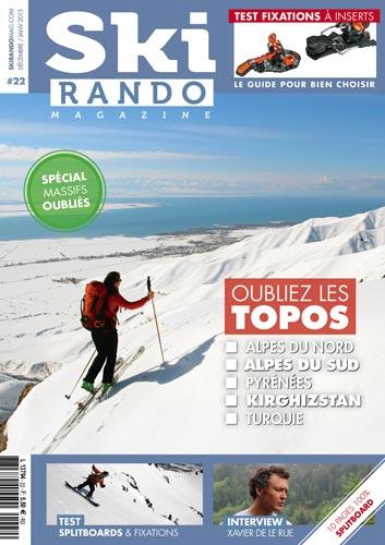Ski rando magazine n°22