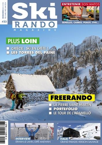 Ski rando magazine n°23