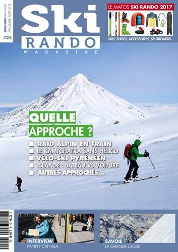 Ski rando magazine n°24