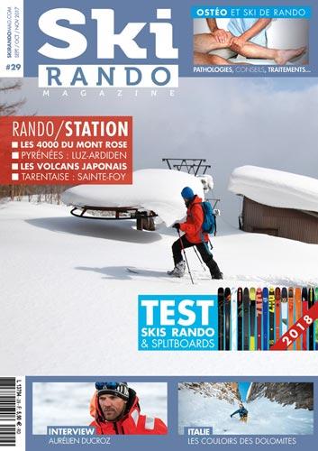 Ski rando magazine n°29