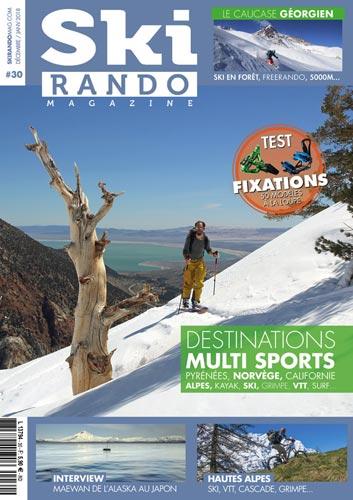 Ski rando magazine n°30