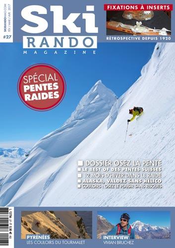 Ski rando magazine n°27