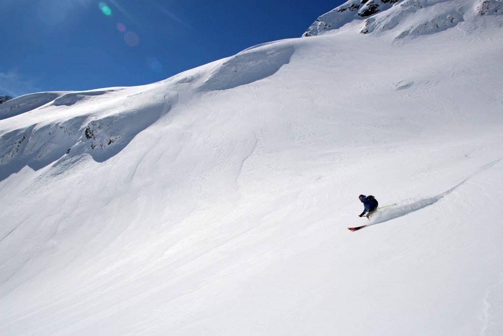 Test ski rando Scott Speed Guide 95