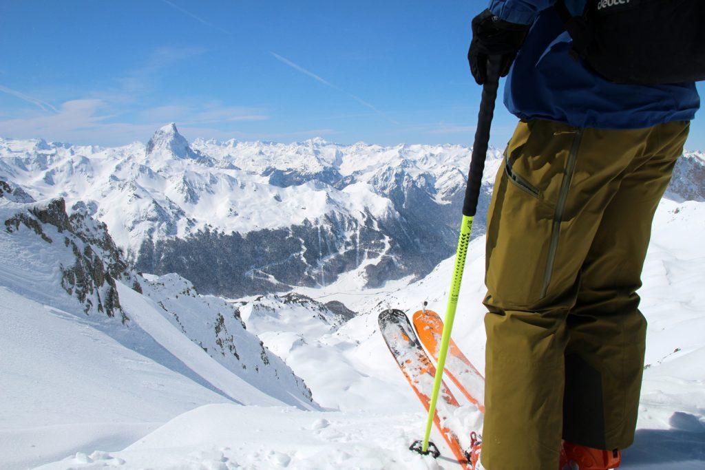 Test ski randonnée Scott Speed Guide 95