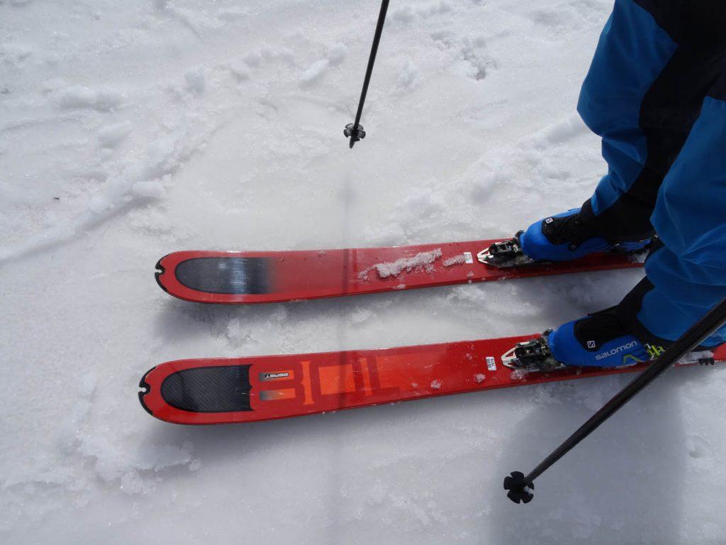 test ski rando Dynafit Beast 108