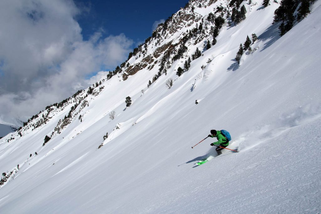 test ski randonnée Black Crows Navis Freebird