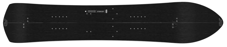 Korua Cafe Racer splitboard