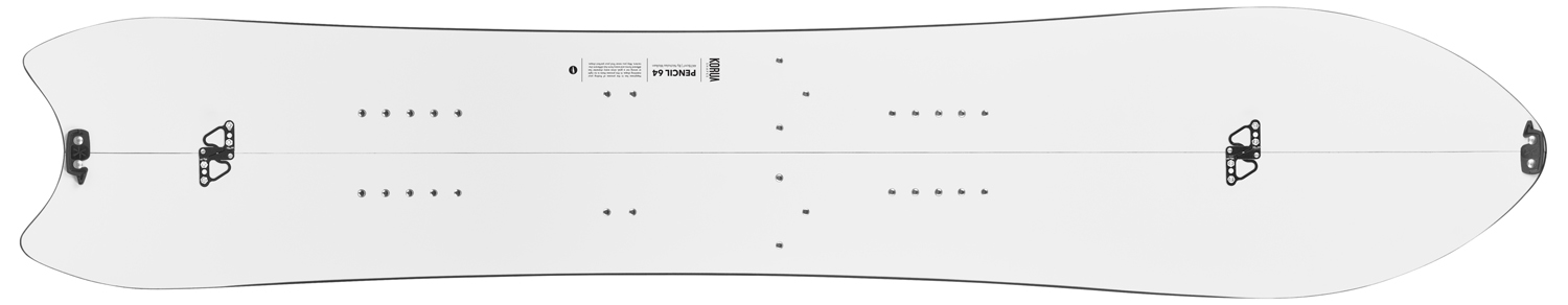 Korua Pencil splitboard