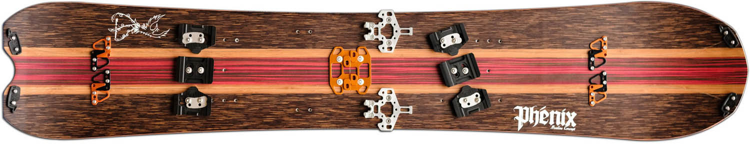 Phenix Corvette splitboard