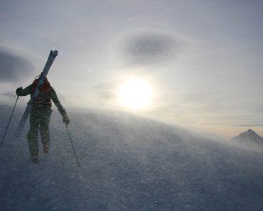 Ski de randonnée dans les Tratras