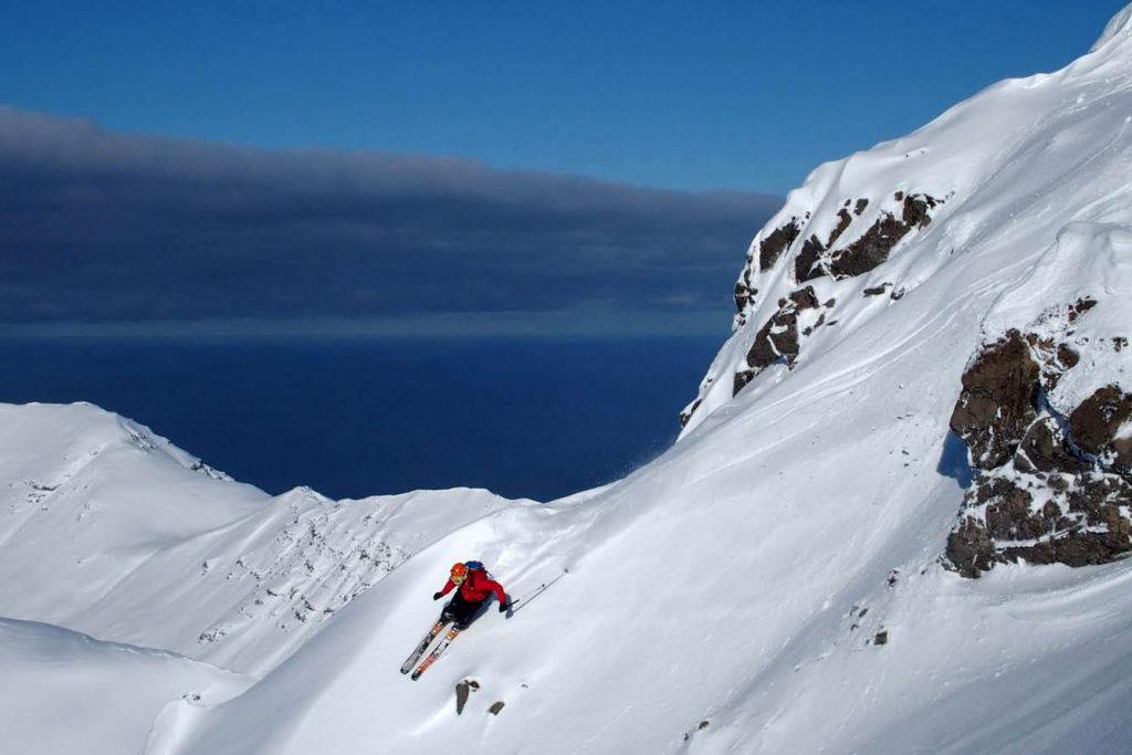 Islande : ski de rando sur la péninsule des Trolls et les fjords de l'Est