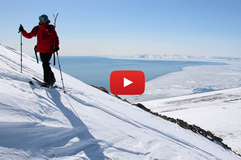 Ski de rando en Sibérie : sur la route des goulags