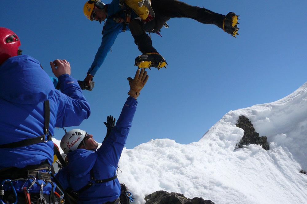 Interview secouriste en montagne : Paul Matharan