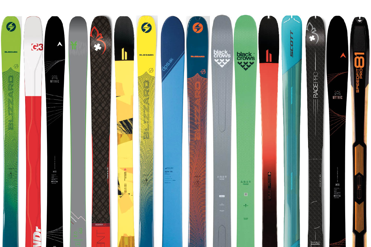 Test skis de randonnée 2020 : tests ski de rando