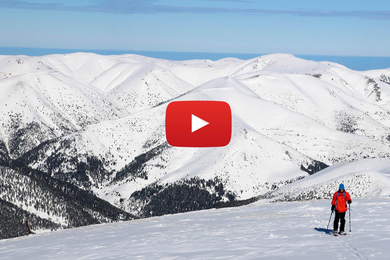 Ski de rando dans le Kaçkar : Zigana
