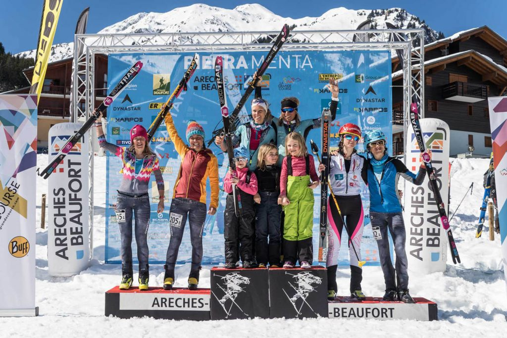 Pierra Menta 2019 day 4. Women.