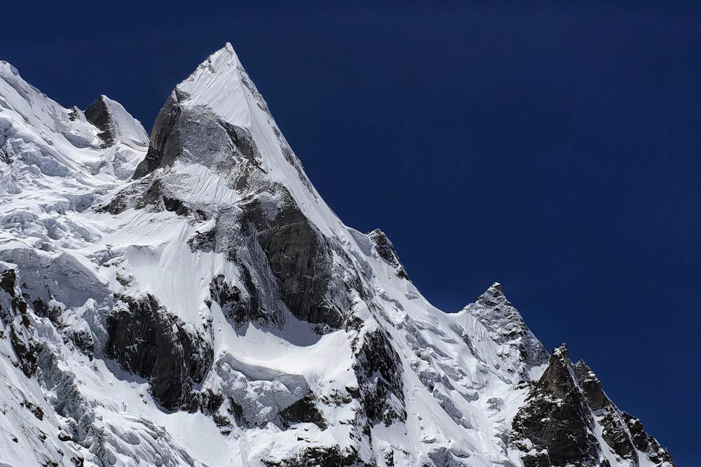 Le Laila Peak