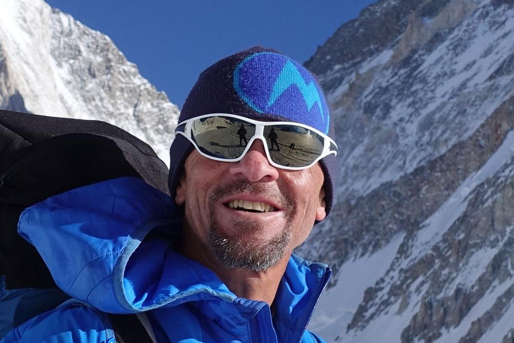 Luis Stitzinger, 8x8000m !