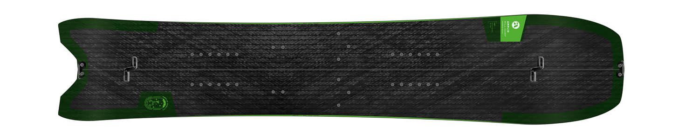 Amplid Millisurf splitboard 2020