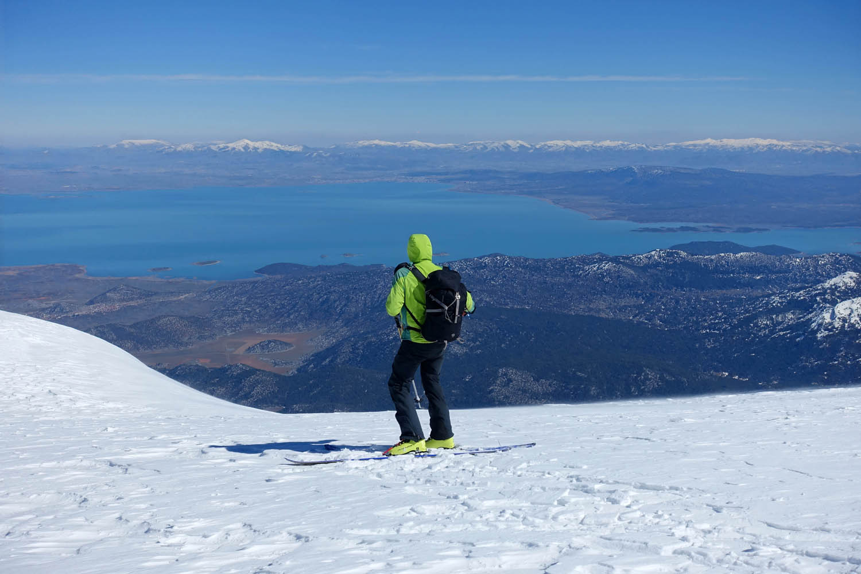 carte ski rando Antalya