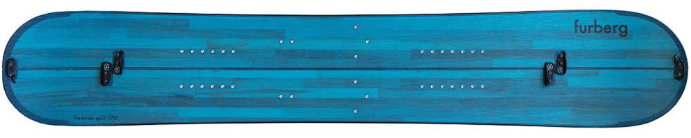 Furberg Freeride Split splitboard 2020