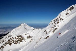 Ski de rando en Roumanie