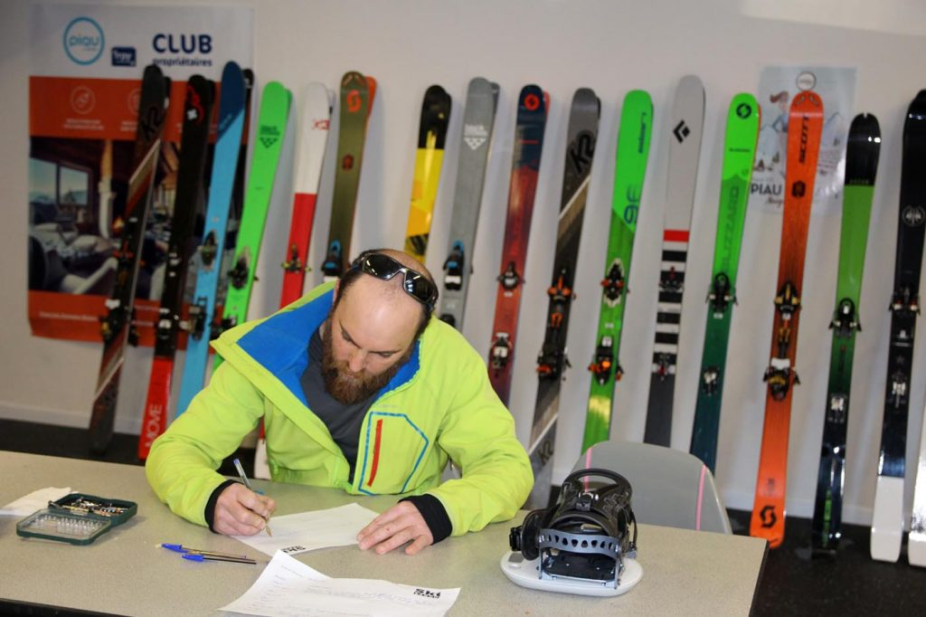 test ski rando black crows ferox freebird