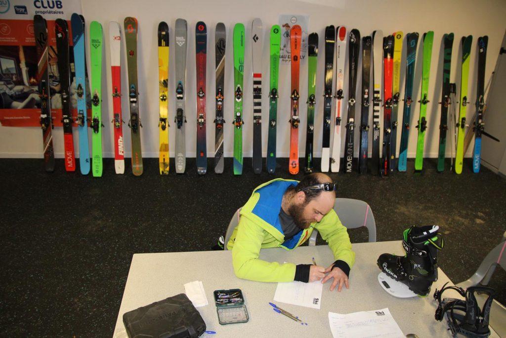 test ski rando dynafit speedfit pro 81