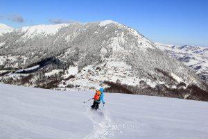 Ski de rando au Kosovo