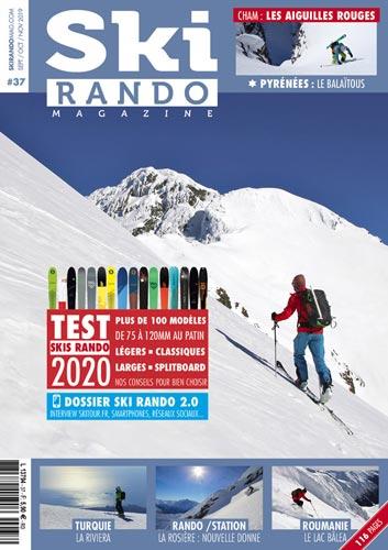 Ski rando magazine n°37