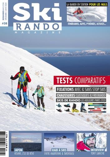 Ski rando magazine n°38