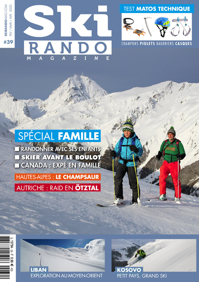 Ski rando magazine n°39