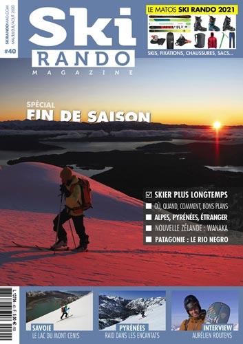 Ski rando magazine n°40