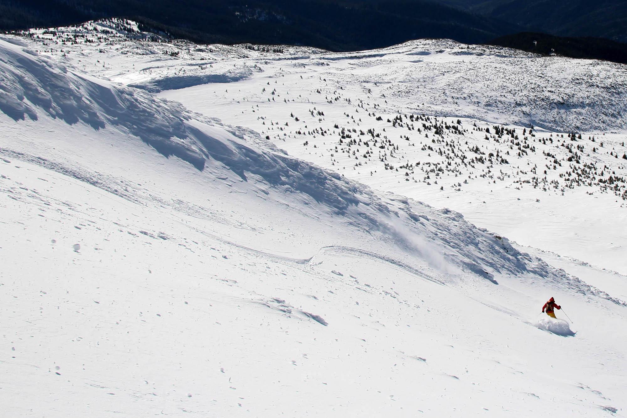 Test ski Majesty Superwolf