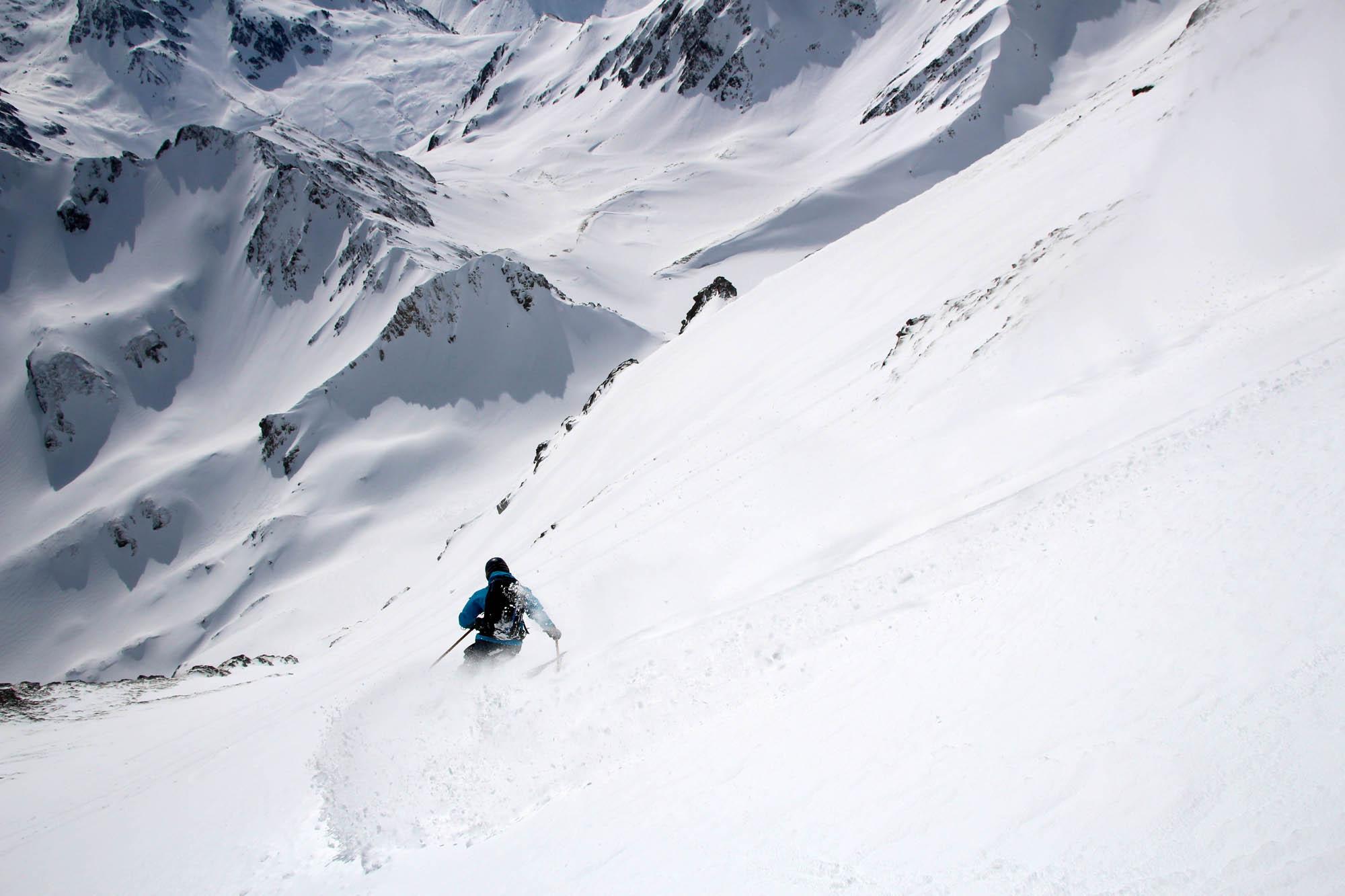 Test ski Movement Session 95