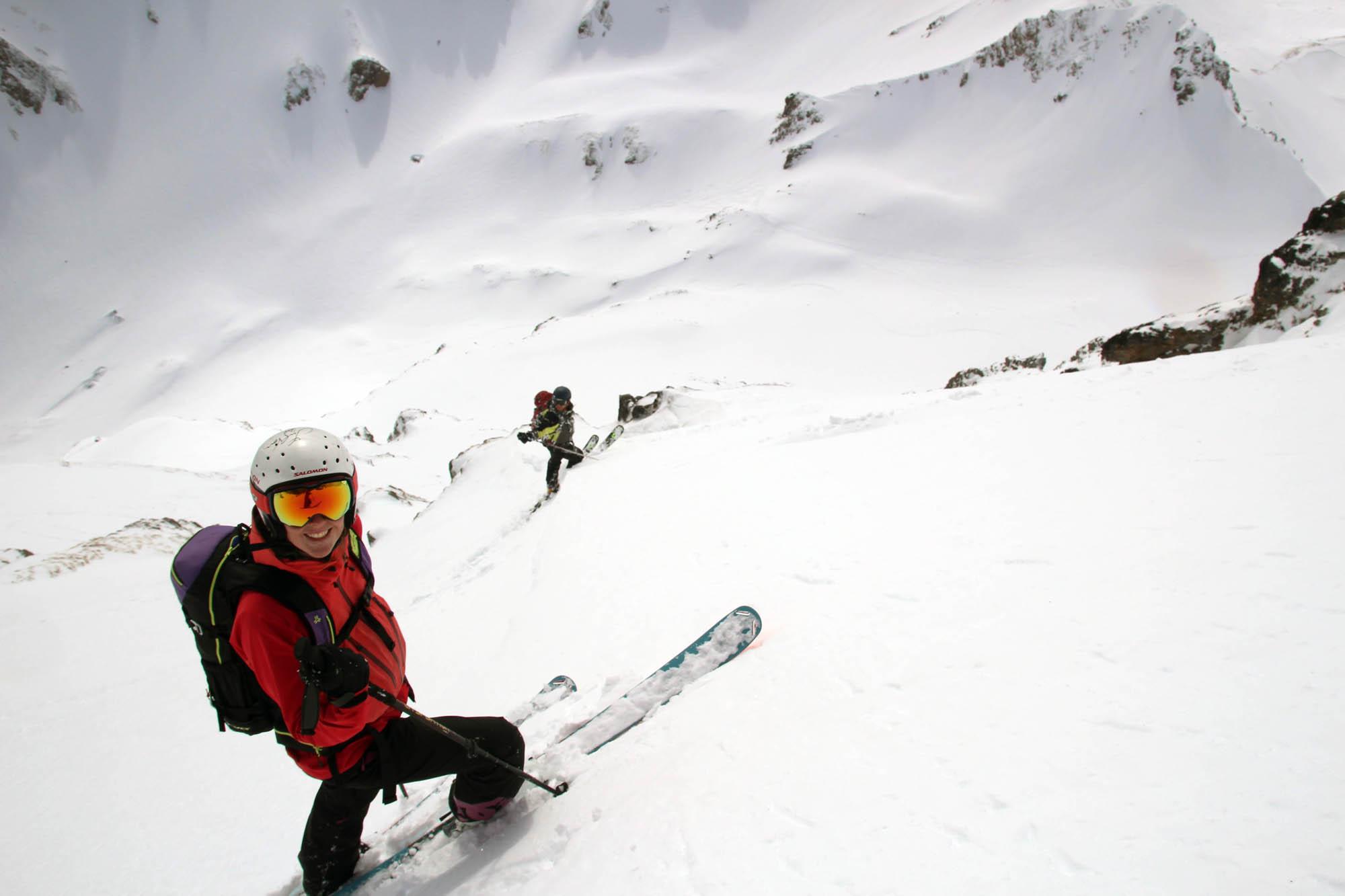 Test ski Scott Superguide 88