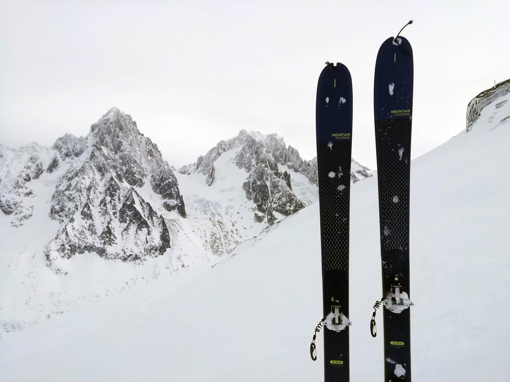 Test ski Wedze MT 85