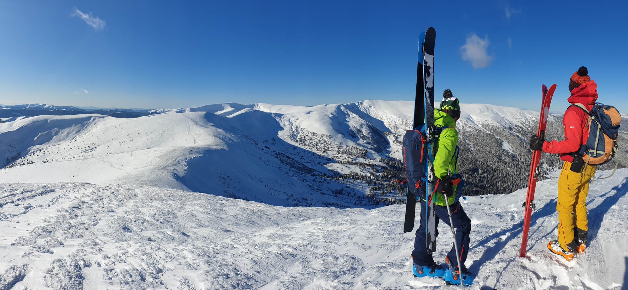 Test ski rando Majesty Superwolf Carbon