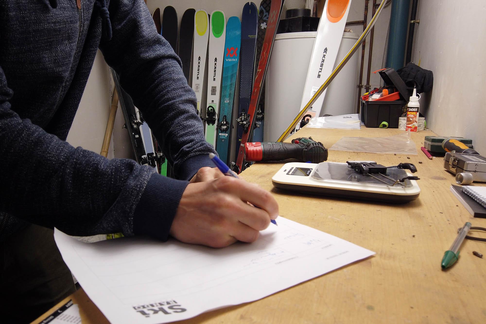 Test ski rando Majesty Superwolf
