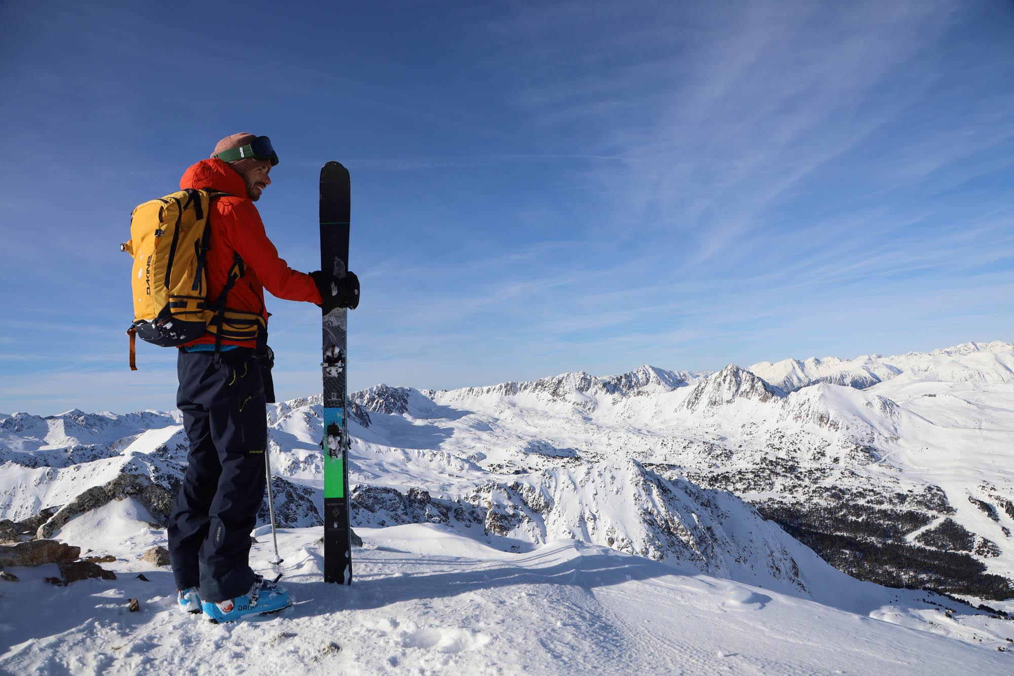 Test ski randonnée Majesty Superwolf Carbon
