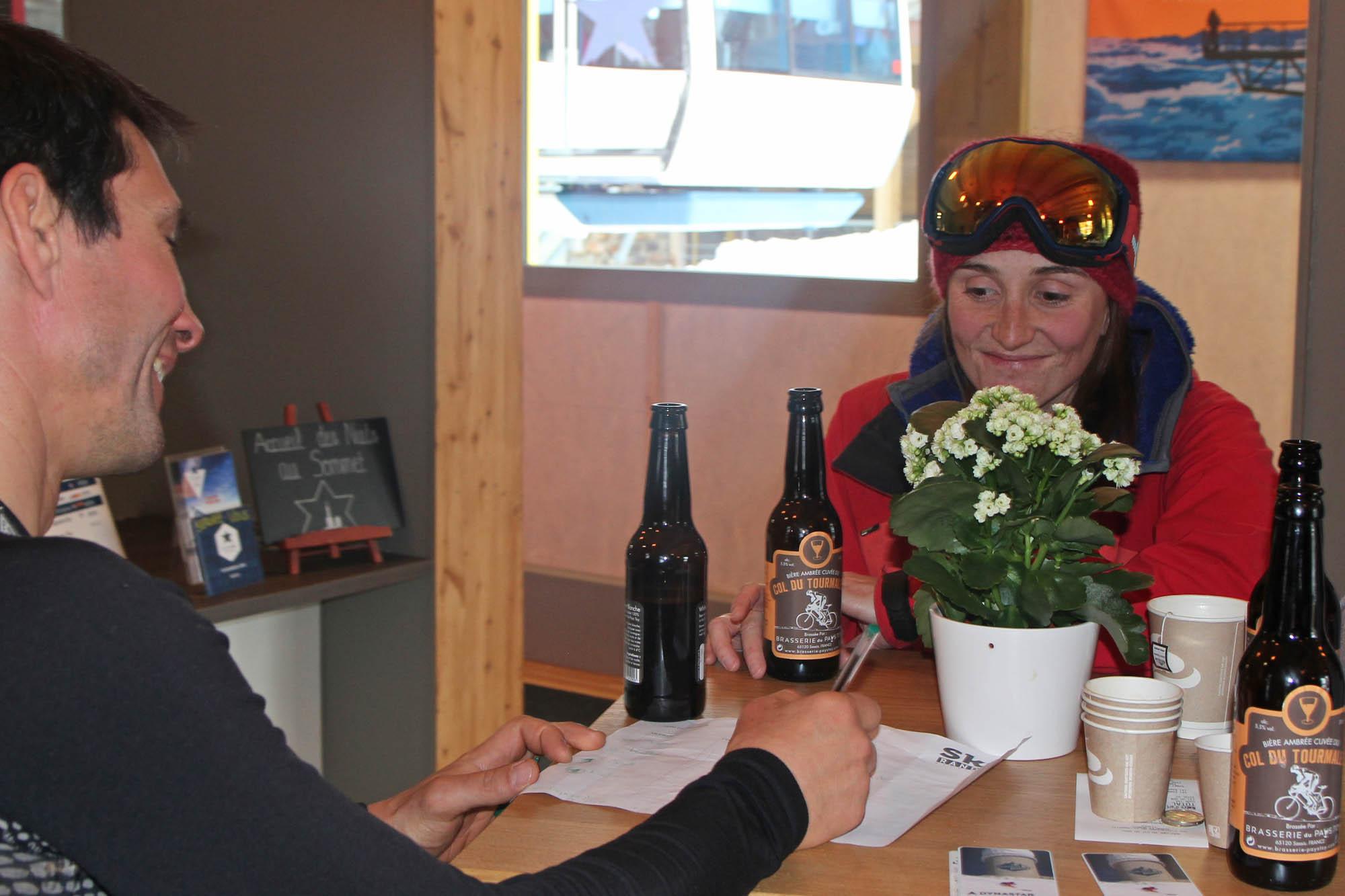 Test ski randonnée Movement Alp Tracks 95