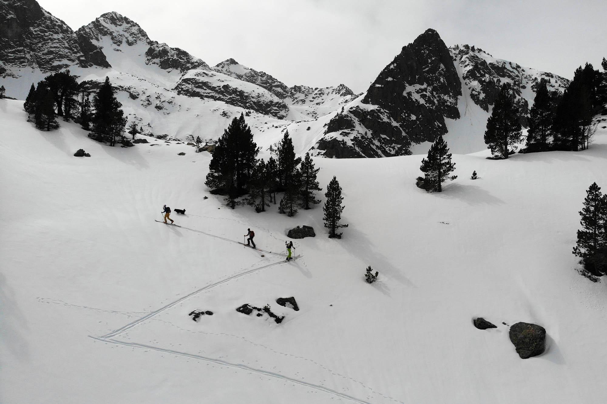 Test ski randonnée Movement Axess 86