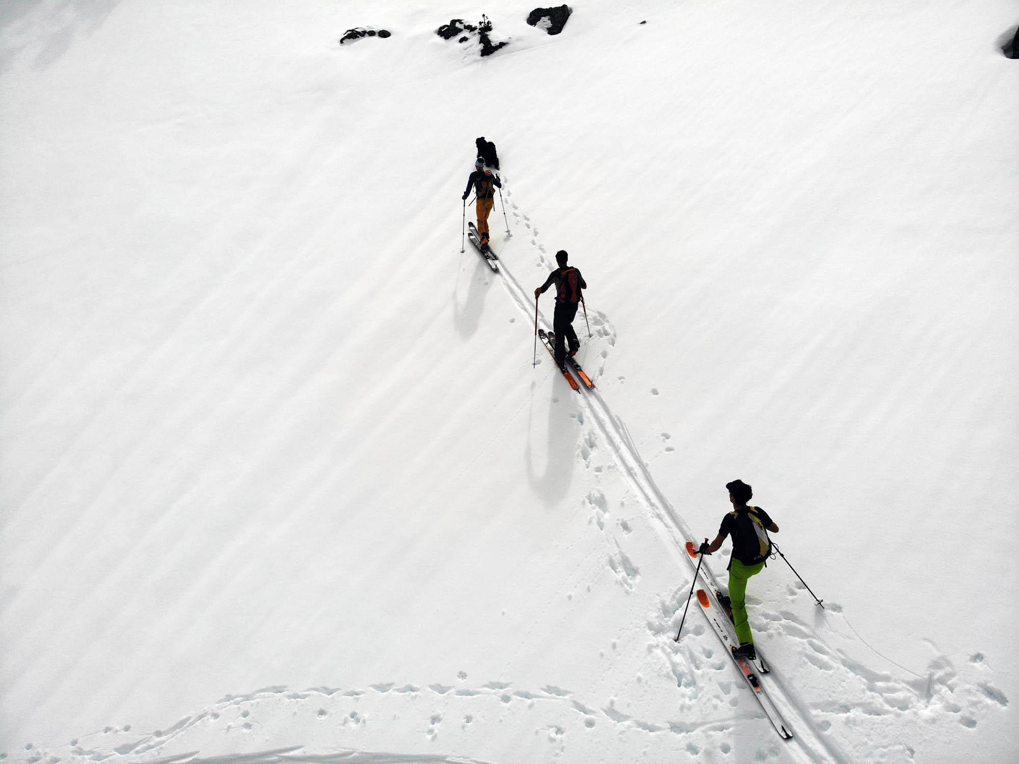 Test ski randonnée Movement Session 95