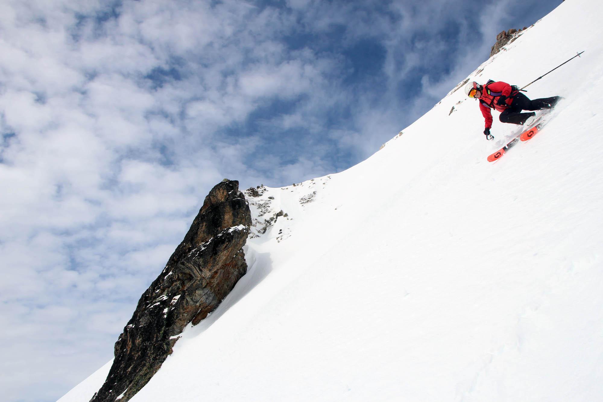 Test ski randonnée Scott Superguide 88