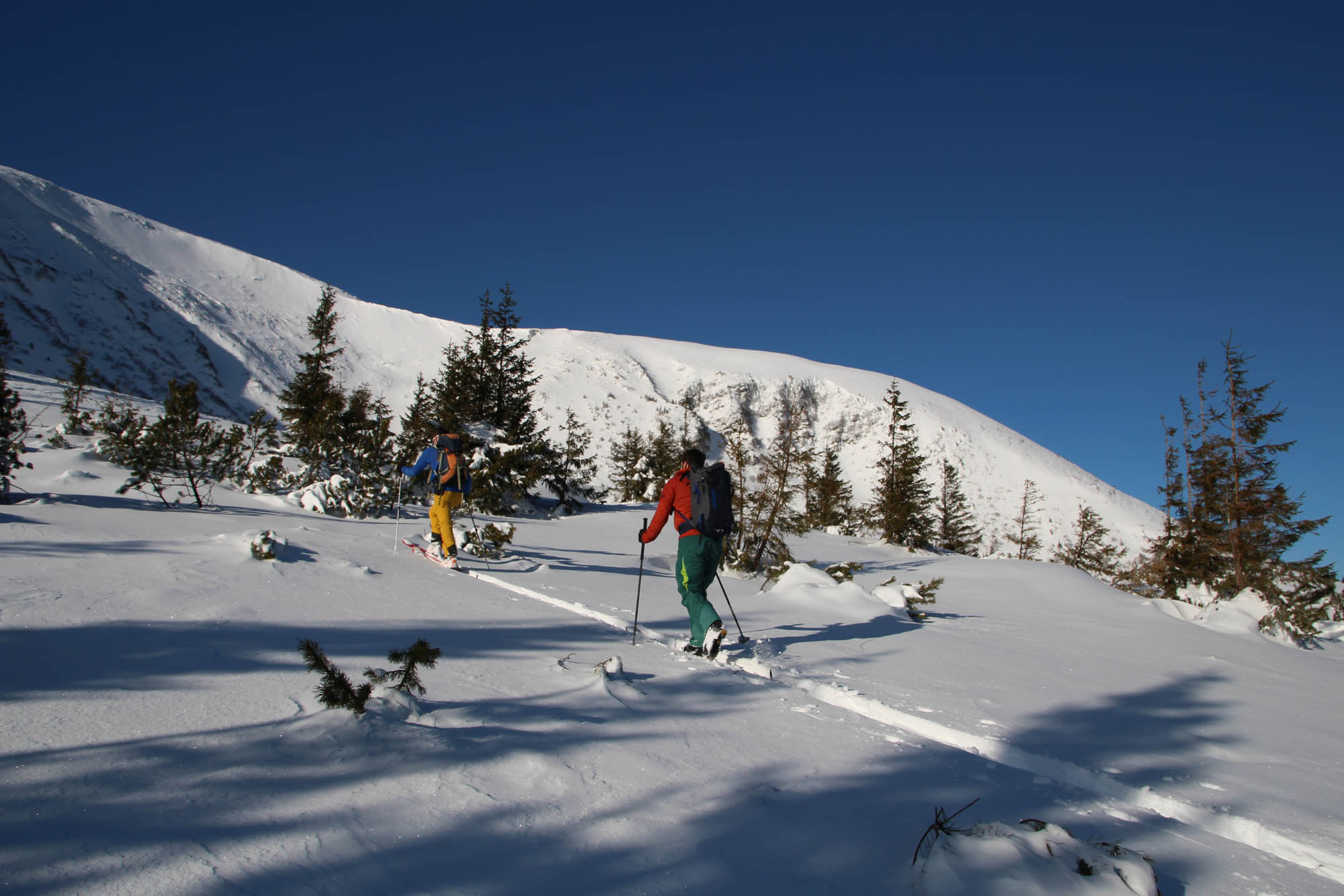 Test ski randonnée Scott Superguide Freetour