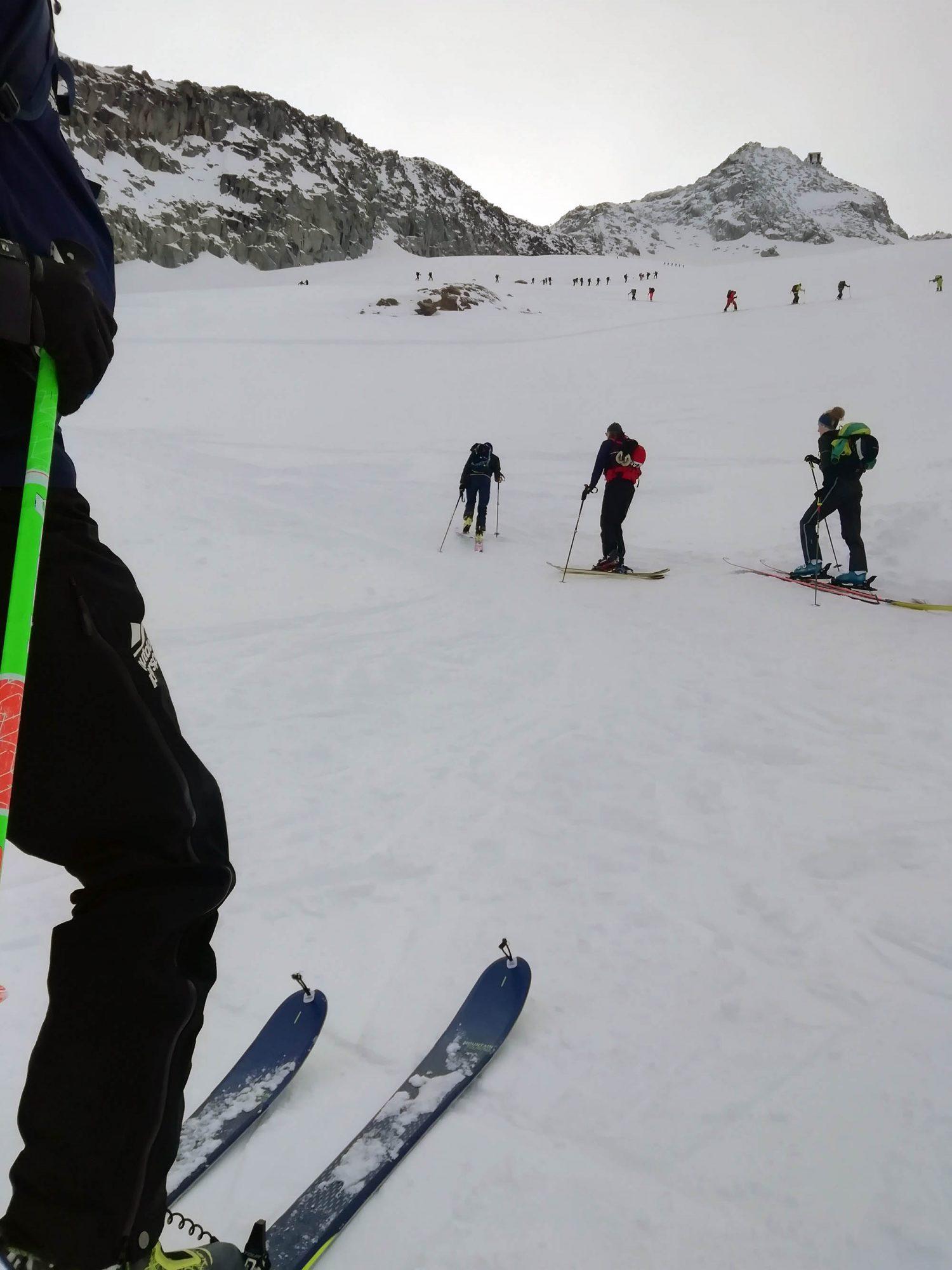 Test-ski randonnée Wedze MT 85