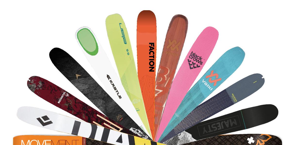 Test skis de randonnée 2022 : tests ski de rando