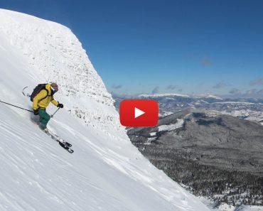 Ski de rando en Ukraine